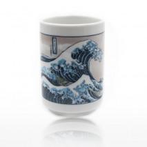 Tazza Onda di Hokusai