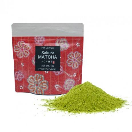 Sakura Matcha - Tè Verde giapponese