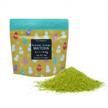 Orange Matcha - Tè Verde giapponese