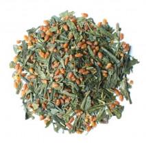 Genmaicha Biologico, tè verde al riso tostato
