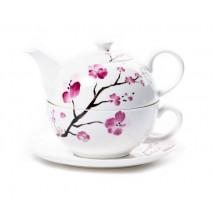 Tea for One Cherry Blossom