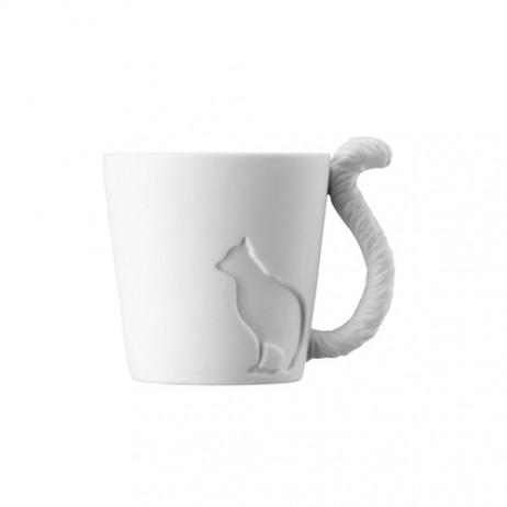 Kinto Mugtail Cat
