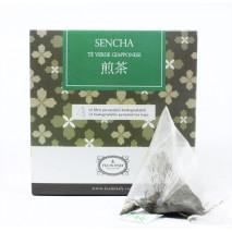 Sencha Biologico Giapponese in filtro