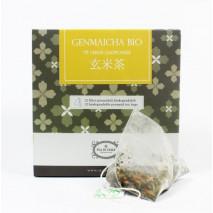 Genmaicha Bio Filtri Piramidali - Tè in filtro