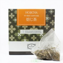 Hojicha Biologico Giapponese in filtro