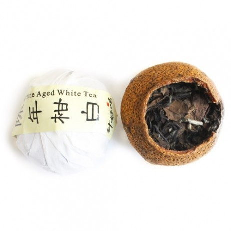 Tè Bianco al Mandarino