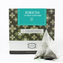 Kukicha Biologico Giapponese in filtro