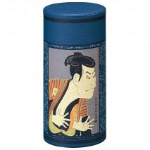 Barattolo Ukyoe Blu - Barattoli Giapponesi