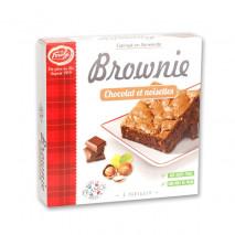 Torta Brownie Cioccolato e Nocciole