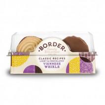 Border Frollini Viennesi al cioccolato