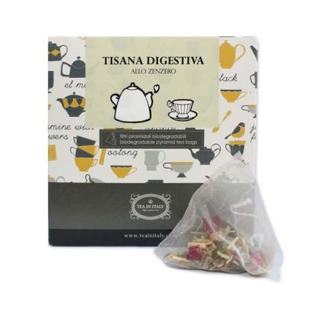 Tisana Digestiva in filtri