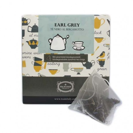 Earl Grey in filtri