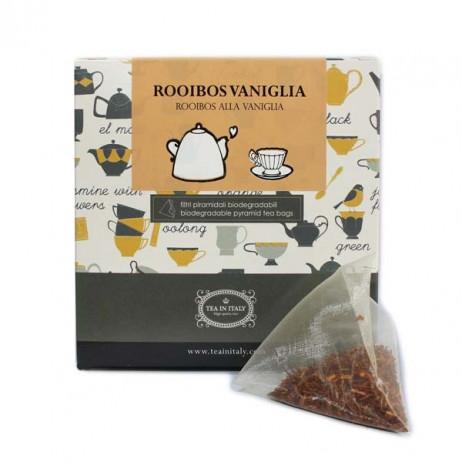 Rooibos alla Vaniglia in filtri