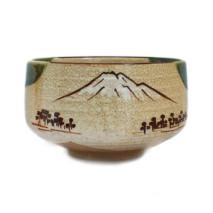 Matcha Chawan Fuji