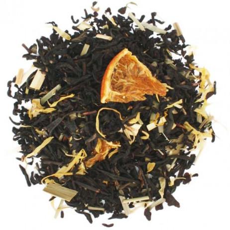 Yuzu Fresh - Tè Nero