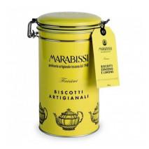 Marabissi - Biscotti zenzero e limone
