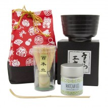 Set Matcha Uji Biologico